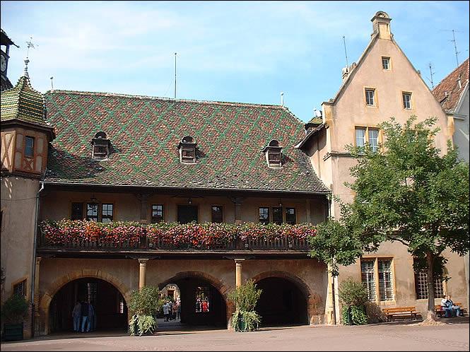 Restaurant Rue Alsace Colmar