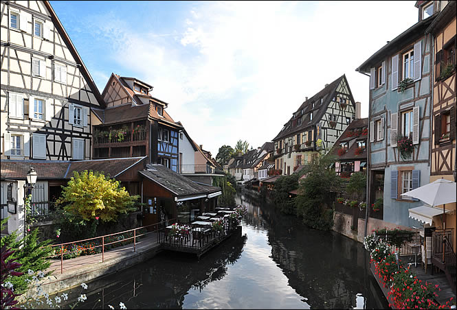 La ville de colmar en alsace pr parez votre visite for Colmar pictures