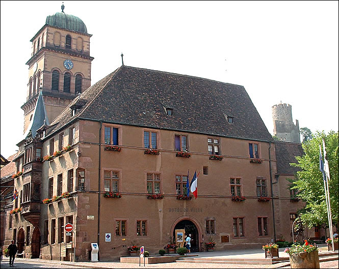 Le village de kaysersberg en alsace pr parez votre for Hotels kaysersberg