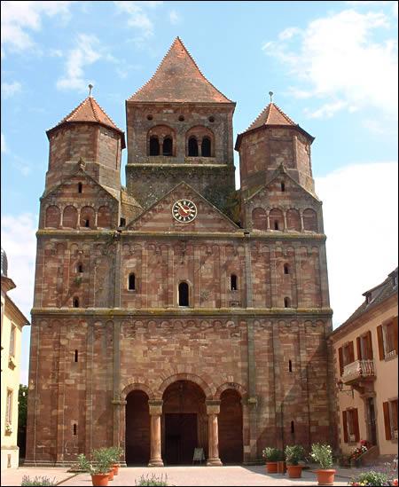 Le village de marmoutier et son abbaye en alsace pr parez votre visite touristique - Office tourisme marmoutier ...
