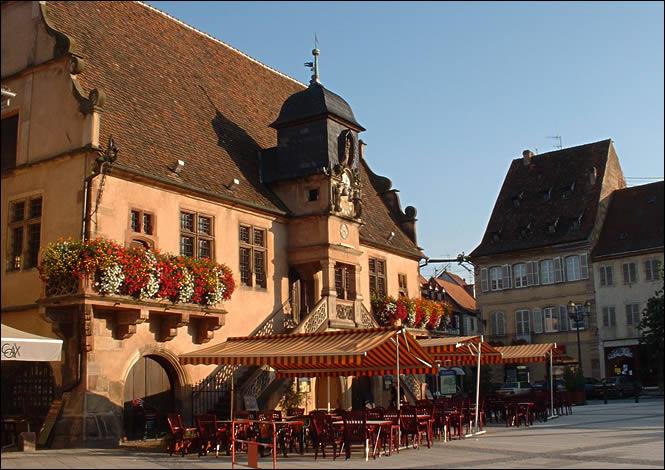 la ville de molsheim en alsace : préparez votre visite touristique.