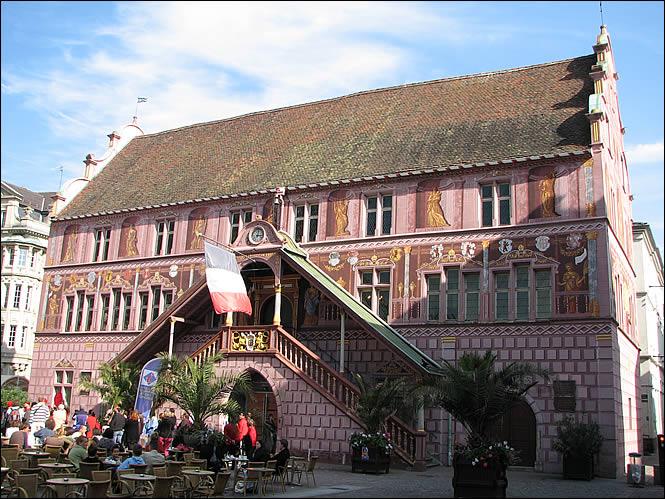 la ville de mulhouse en alsace pr 233 parez votre visite touristique