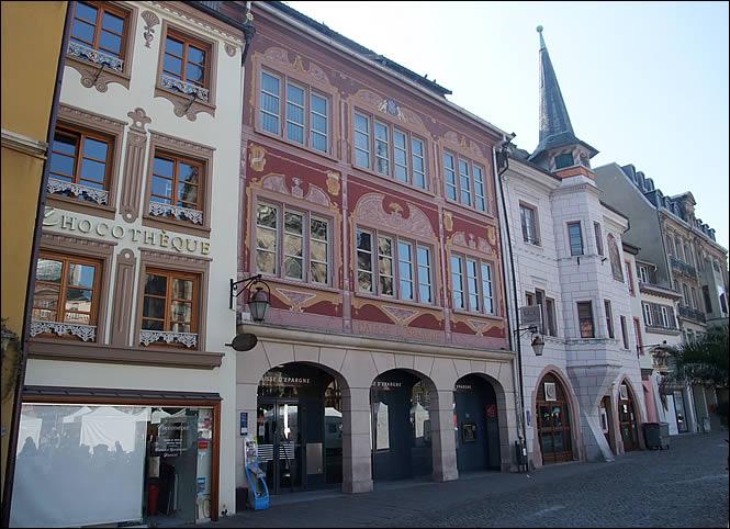La ville de mulhouse en alsace pr parez votre visite touristique - Eglise porte ouverte de mulhouse ...