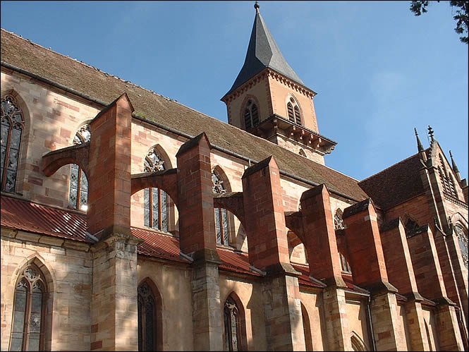 Le village de ribeauvill en alsace pr parez votre for Piscine saint gregoire