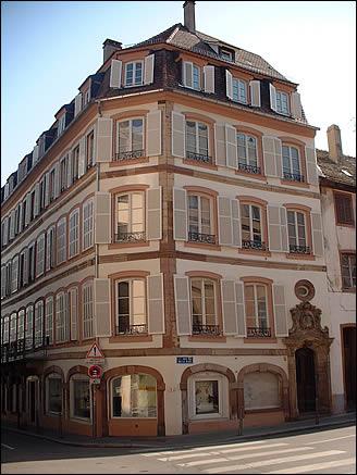 La ville de strasbourg en alsace pr parez votre visite - Maison des temps modernes ...