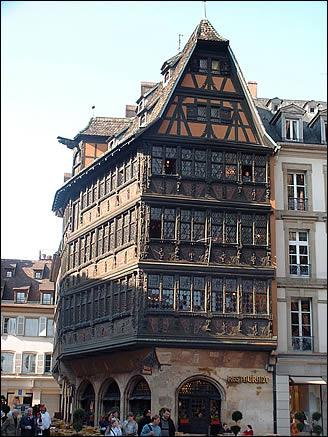 la ville de strasbourg en alsace pr parez votre visite touristique. Black Bedroom Furniture Sets. Home Design Ideas